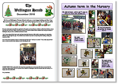KS1 Autumn Magazine