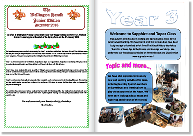 KS2 Autumn Magazine