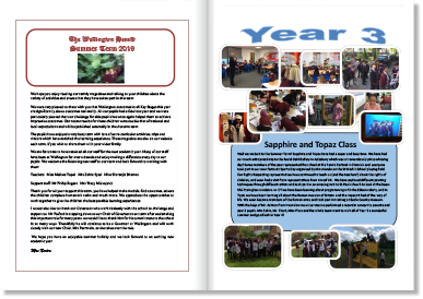 KS2 Summer Magazine