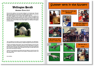 KS1 Summer Magazine