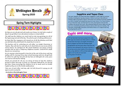 KS2 Spring Magazine